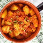 Mancare de cartofi dulce acrisoara