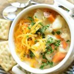 Supa de cartofi Minestrone