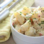 Salata de cartofi taraneasca
