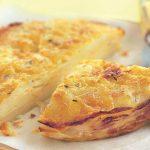 Tort simplu de cartofi (reteta la cuptor)
