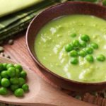 Supa crema de mazare (reteta de post)