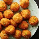 Chiftele picante de cartofi (reteta de post)